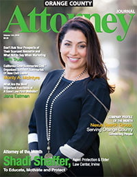 Magazine, Orange County Attorney